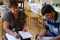 2012 03 10 Training Maart 2012 059 life coach training south africa